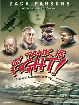 cover image of My Tank Is Fight!