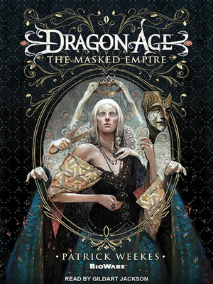 cover image of Dragon Age--The Masked Empire