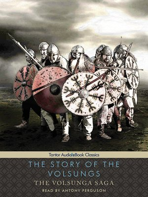 cover image of The Story of the Volsungs