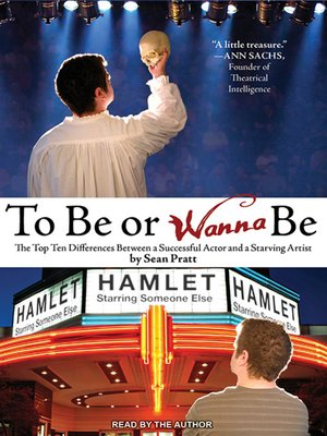cover image of To Be or Wanna Be