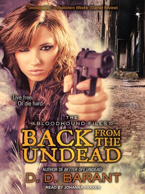cover image of Back from the Undead