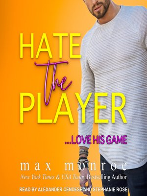 cover image of Hate the Player