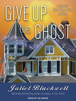 cover image of Give Up the Ghost