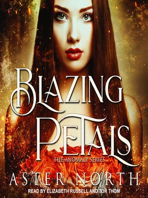cover image of Blazing Petals