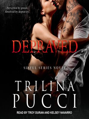 cover image of Depraved
