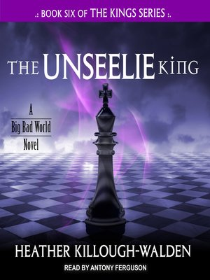 cover image of The Unseelie King