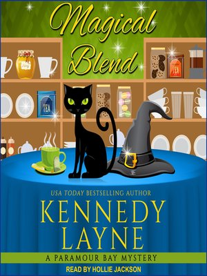 cover image of Magical Blend