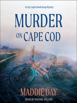 cover image of Murder on Cape Cod