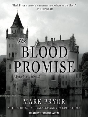 cover image of The Blood Promise--A Hugo Marston Novel