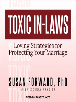 cover image of Toxic In-Laws