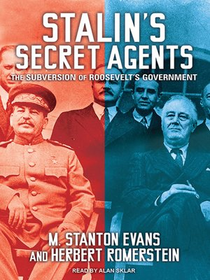 cover image of Stalin's Secret Agents