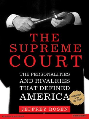 cover image of The Supreme Court