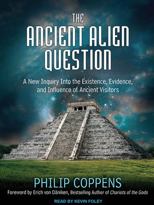 cover image of The Ancient Alien Question