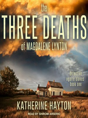 cover image of The Three Deaths of Magdalene Lynton