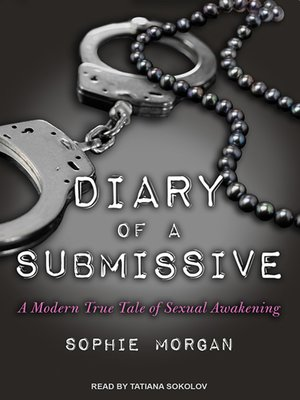 the diary of a submissive morgan sophie