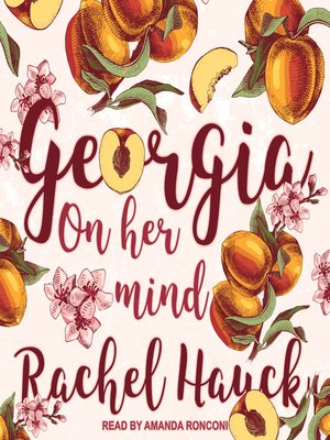 cover image of Georgia On Her Mind