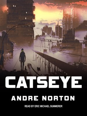 cover image of Catseye