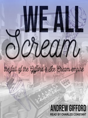 cover image of We All Scream