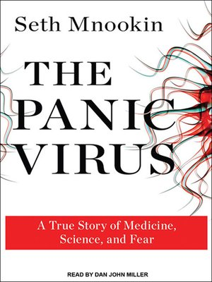 cover image of The Panic Virus
