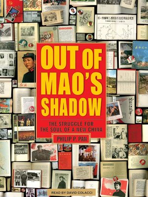cover image of Out of Mao's Shadow