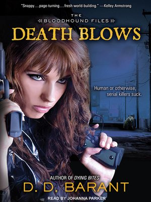 cover image of Death Blows