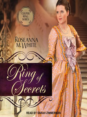 cover image of Ring of Secrets