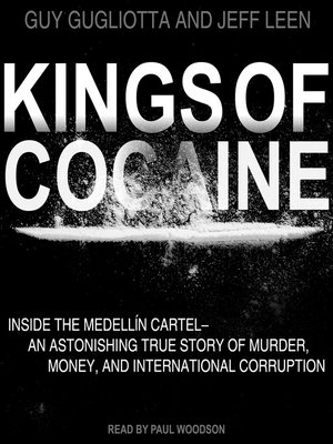 cover image of Kings of Cocaine