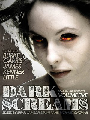 cover image of Dark Screams--Volume Five