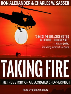 cover image of Taking Fire