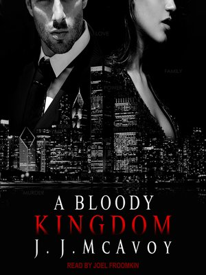 cover image of A Bloody Kingdom