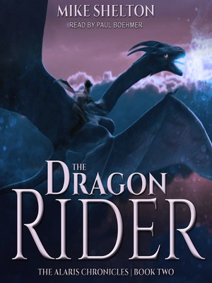 cover image of The Dragon Rider