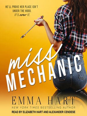 cover image of Miss Mechanic