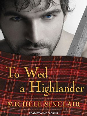 cover image of To Wed a Highlander
