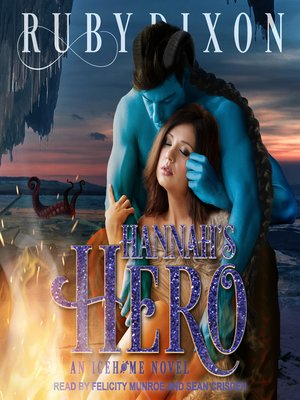 cover image of Hannah's Hero