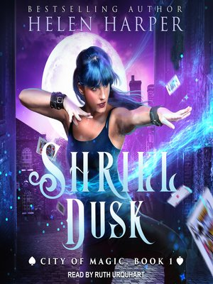 cover image of Shrill Dusk