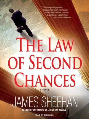 cover image of The Law of Second Chances