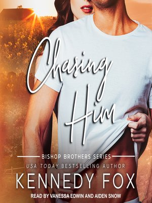 cover image of Chasing Him