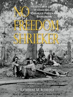 cover image of No Freedom Shrieker