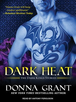 cover image of Dark Heat--The Dark Kings Stories
