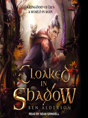 cover image of Cloaked in Shadow