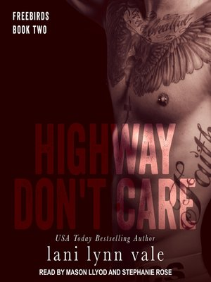 cover image of Highway Don't Care