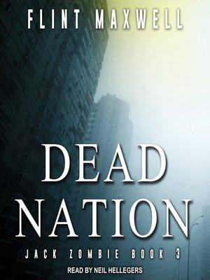 cover image of Dead Nation--A Zombie Novel