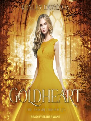 cover image of Goldheart