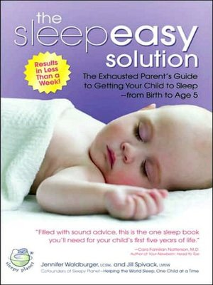 cover image of The Sleepeasy Solution