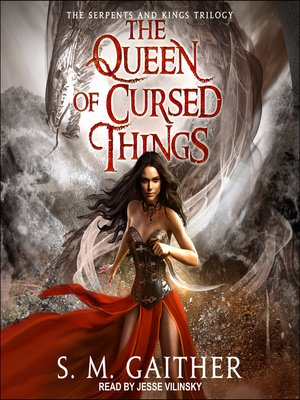 cover image of The Queen of Cursed Things