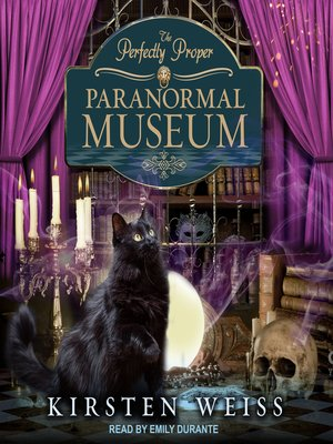 cover image of The Perfectly Proper Paranormal Museum