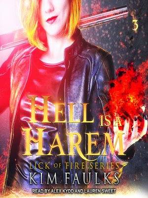 cover image of Hell is a Harem--Book 3