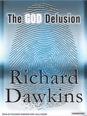 cover image of The God Delusion