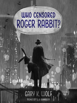 cover image of Who Censored Roger Rabbit?