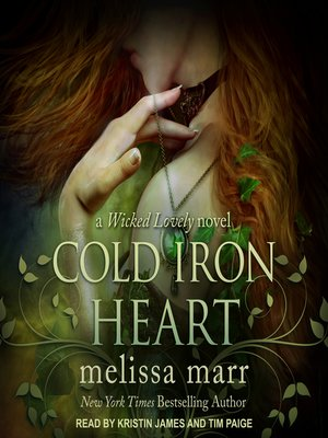 cover image of Cold Iron Heart